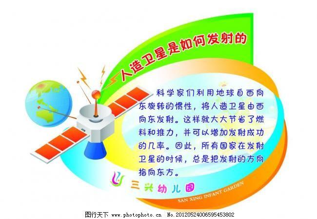幼儿园科技知识图片