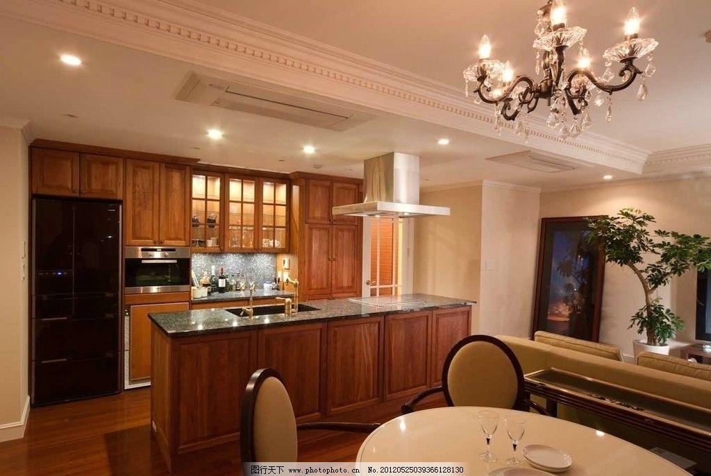 现代厨房样板 现代 厨房 餐厅 样板 样板房 装潢 装修 实景 欧式