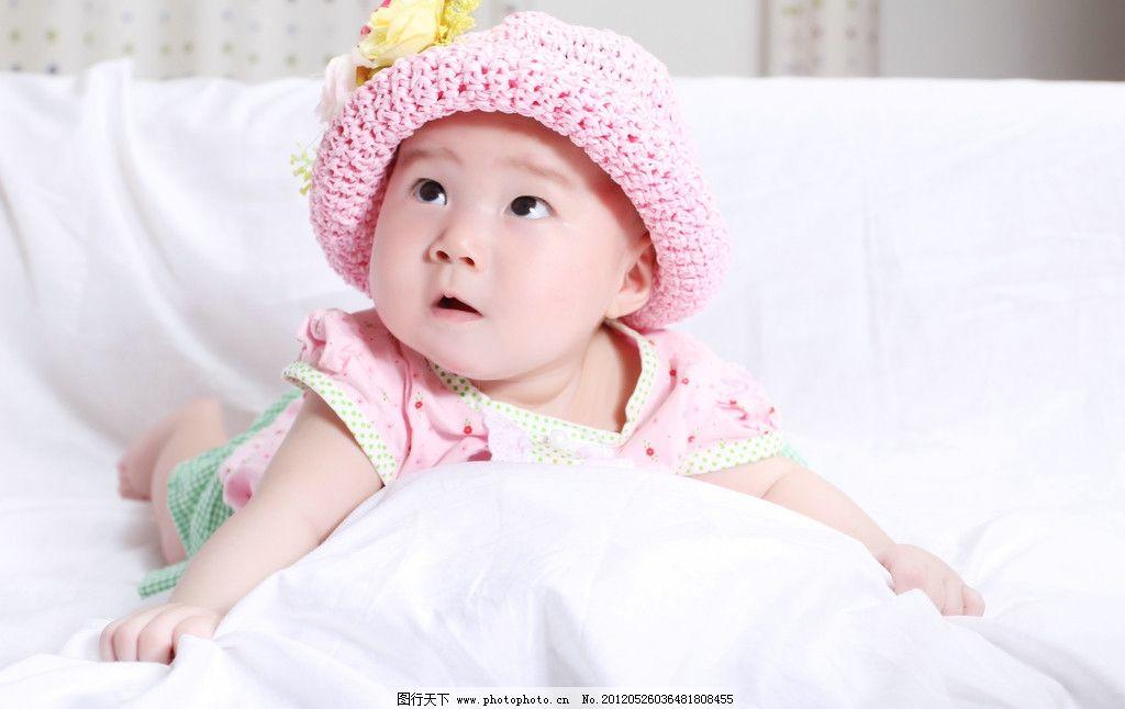 婴儿幼儿 小宝贝 儿童幼儿 女孩 小孩 人物 可爱 大眼睛 人物图库