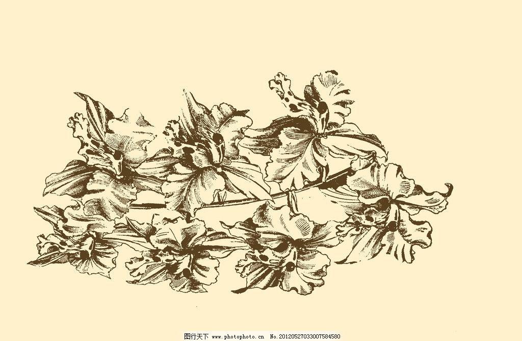 简笔画 设计 矢量 矢量图 手绘 素材 线稿 1024_668