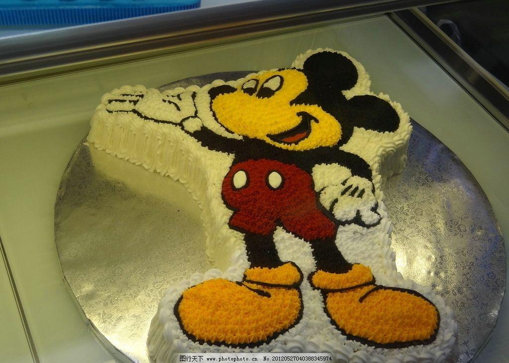 米老鼠蛋糕 米奇 蛋糕