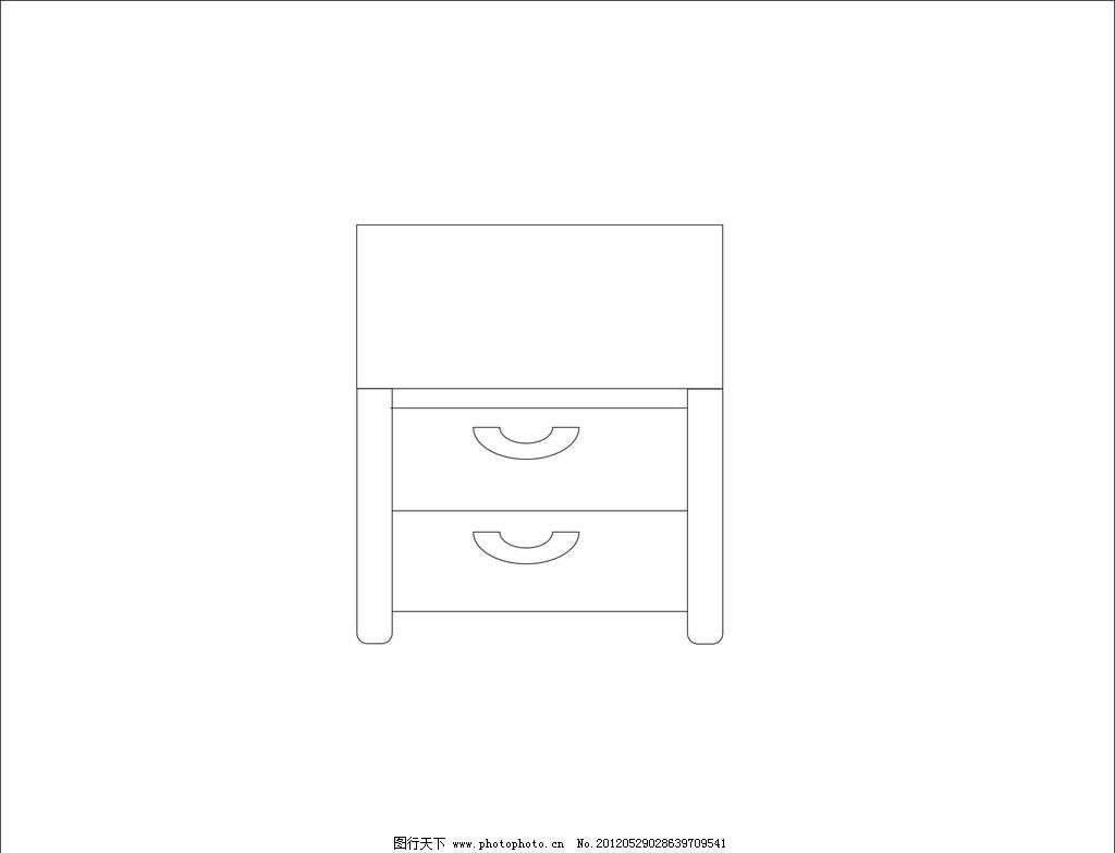 矮柜图片_家居设计_环境设计_图行天下图库
