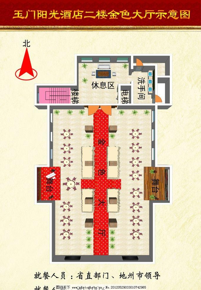 楼层平面示意图 楼层示意图 布置图 户型图 结构图 房地产 酒店 psd