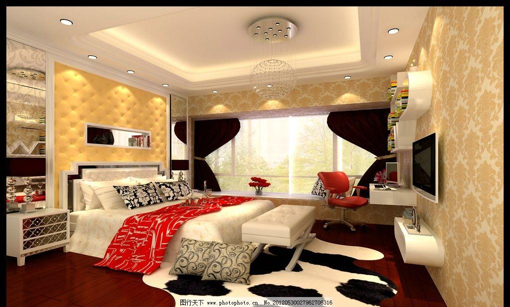 床背景墙 欧式雕花 雕花 欧式风格 欧式家具 欧式装修 酒店客房 样板