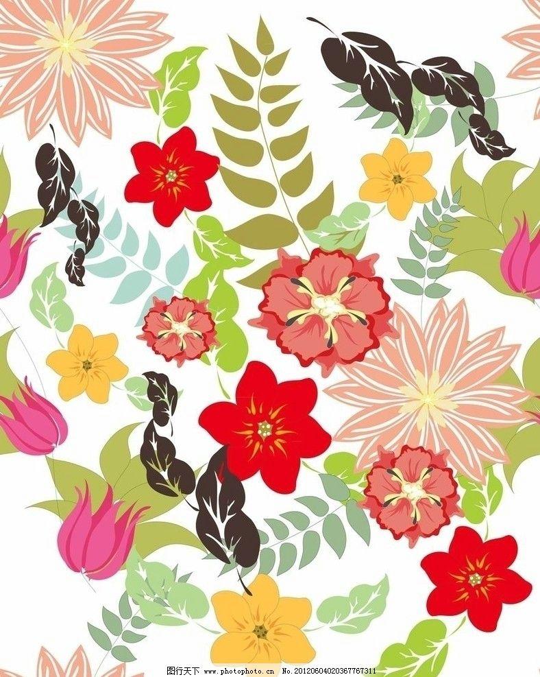 古典梦幻花纹花朵 欧式 花边 花卉 鲜花 花卡 时尚 潮流 浪漫