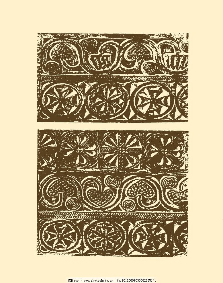非洲木雕简笔画