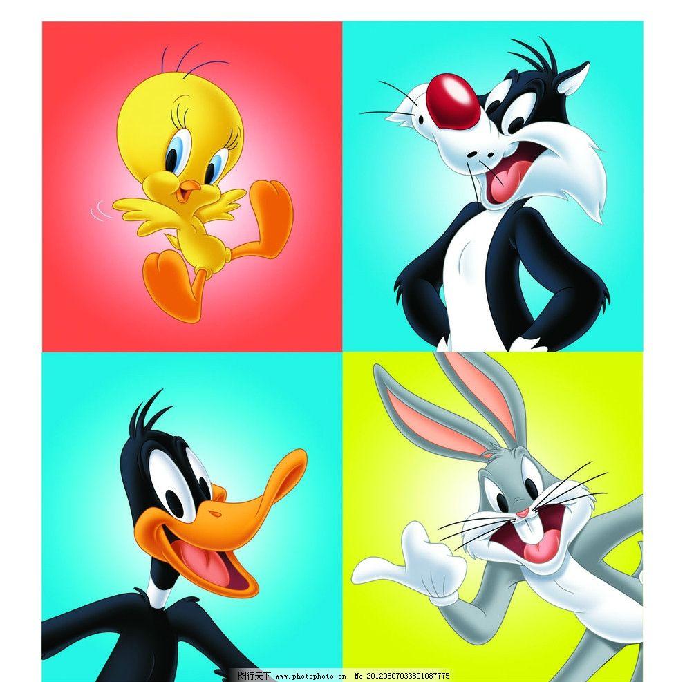 动物 迪士尼 兔子 小鸭子