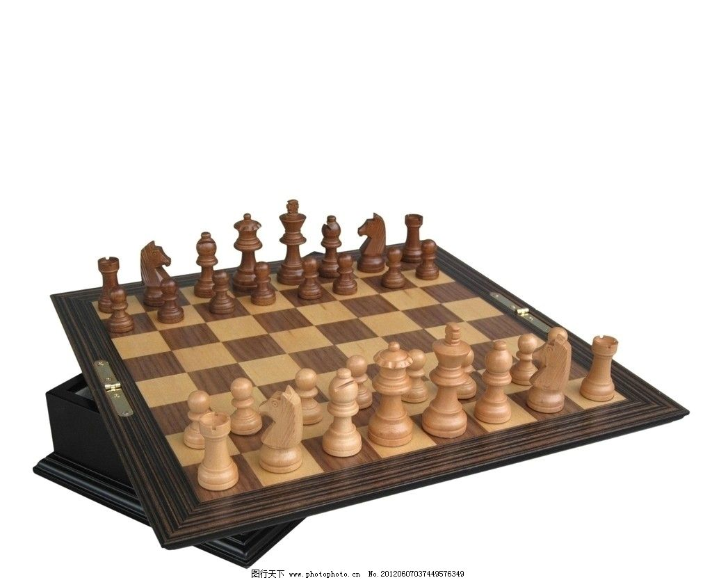 国际象棋 国际 象棋 棋子 棋盘 智力运动 比赛项目 体育用品 生活百科图片