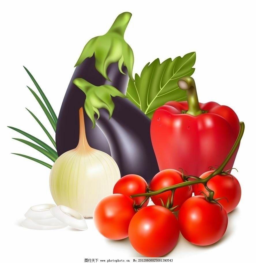 手绘蔬菜图片