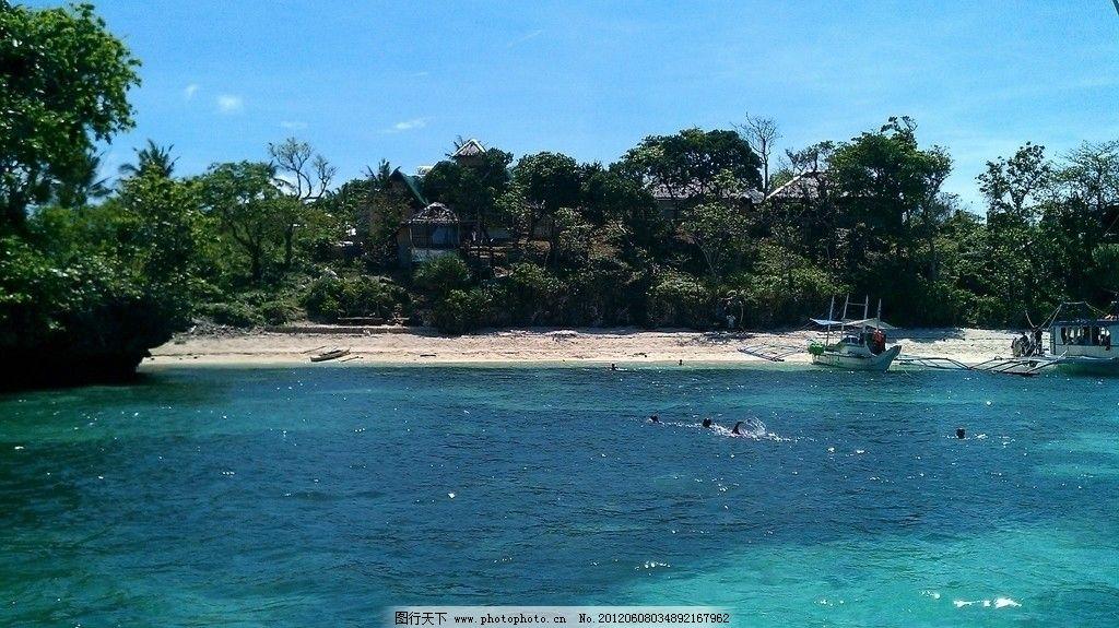 海岛(非高清) 海景 沙滩 大海 长滩岛 自然 自然风景 自然景观 摄影 7
