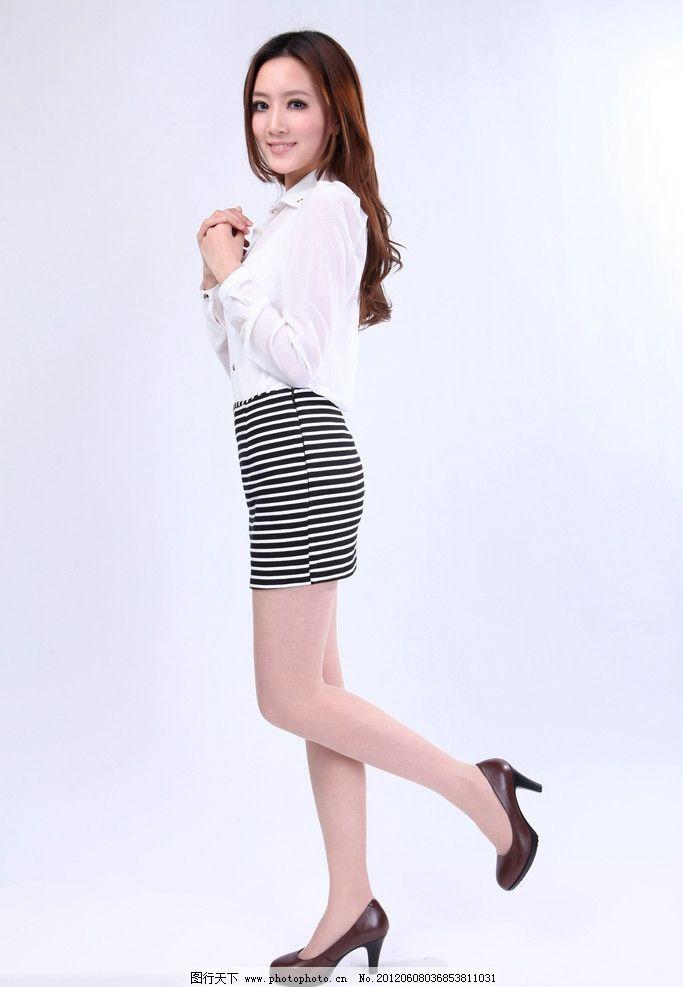 美女模特 美女 模特 淘宝女鞋模特 人物 时尚潮女 服装模特 鞋子 女性