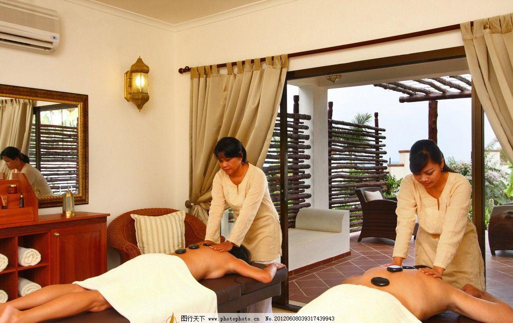 豪华商务度假酒店按摩房 豪华 商务 度假 酒店 内景 装修 按摩房 室内