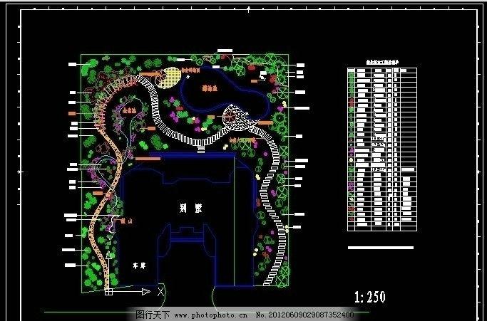 cad图 cad dwg 模型 图纸 平面图 素材 装修 装饰 施工图 剖面图 建筑