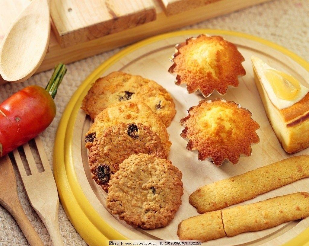 可爱糕点美食图片