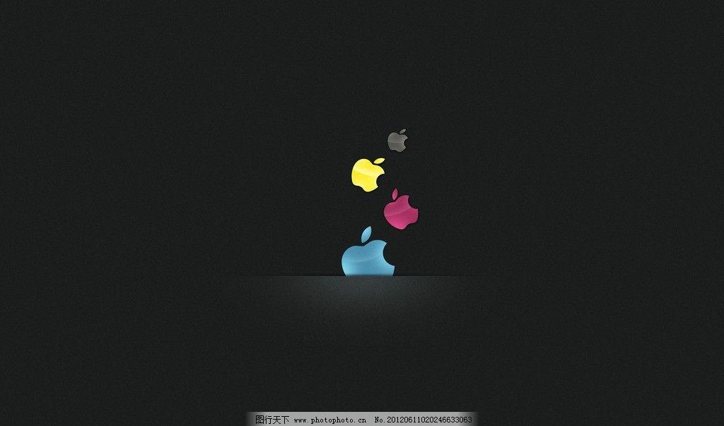苹果壁纸 苹果 macbook mac 壁纸 桌面 背景图 iphone ipad 背景底纹