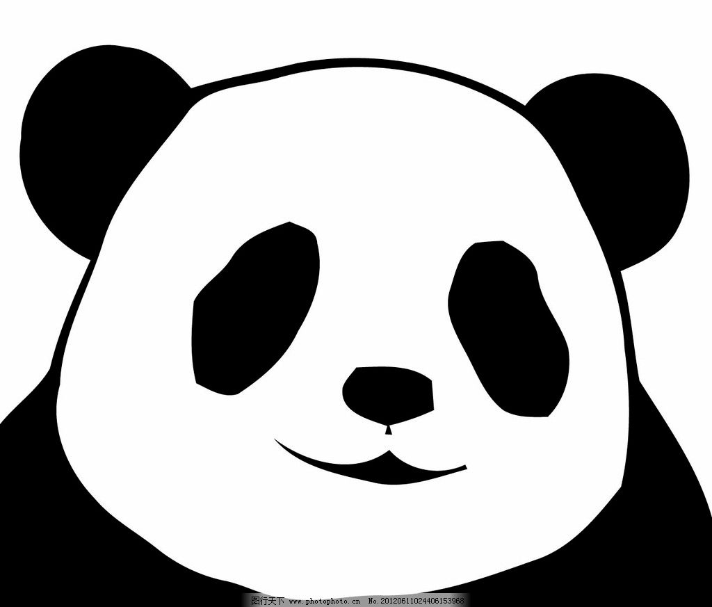熊猫头像 熊猫 just_you