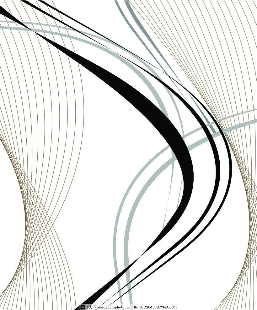 几何线条移门图案图片