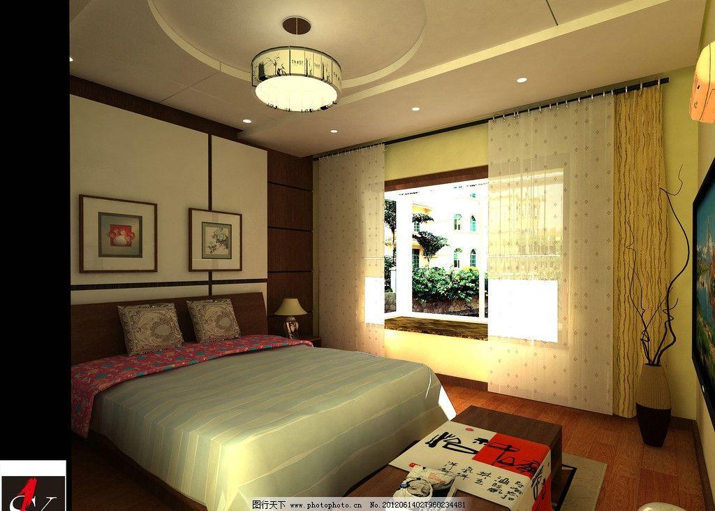 装修效果图 装修 家装 房屋 室内 房屋装修 装饰        装潢 床