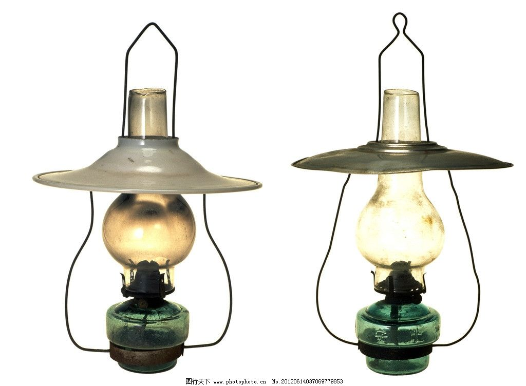 欧式马灯铸铁艺术品