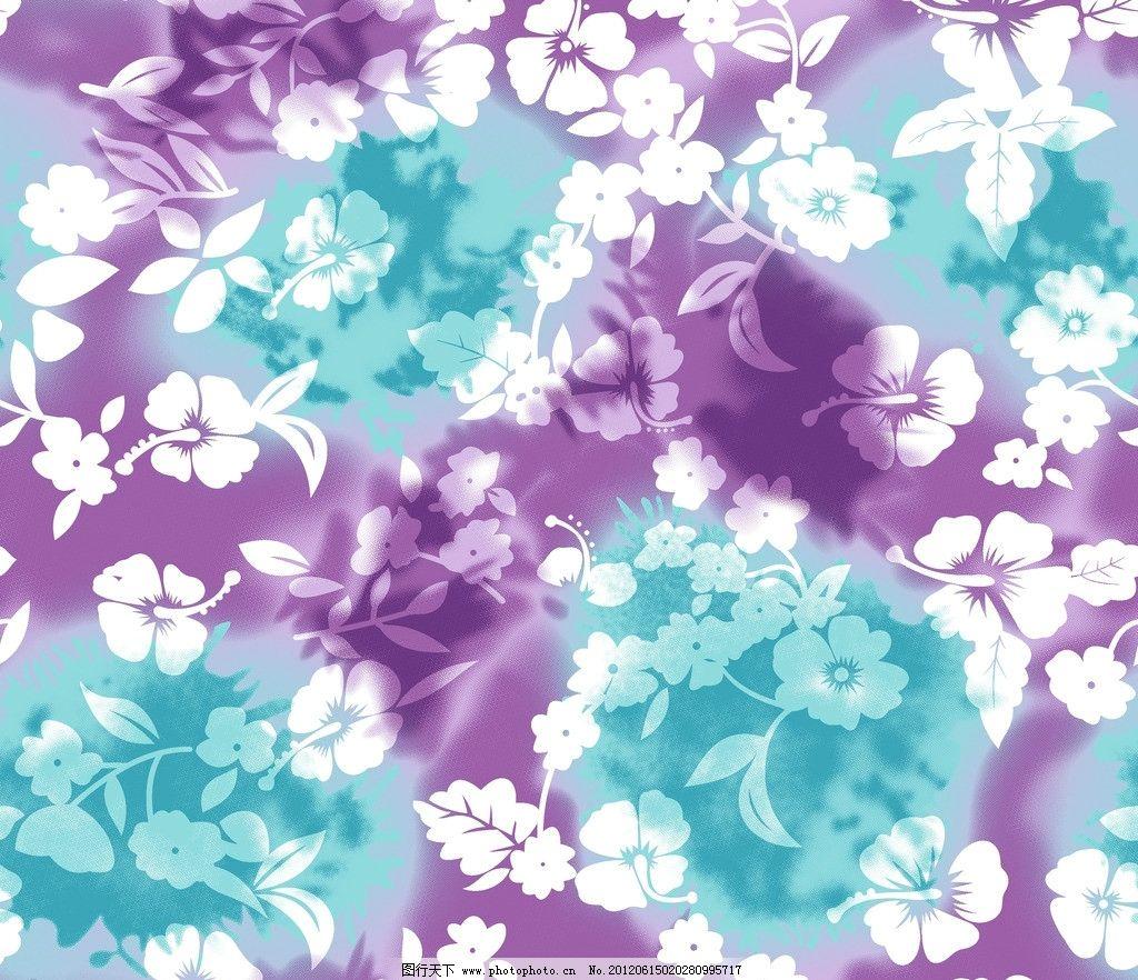 手绘古风男子紫色背影