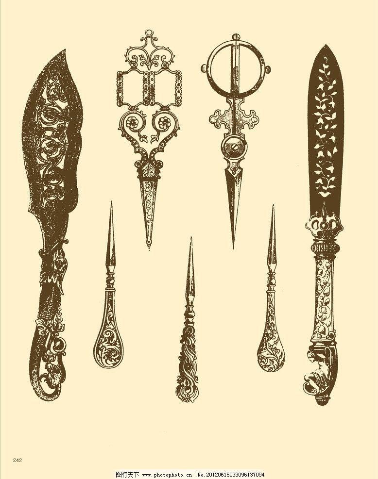 欧洲纹样图案图片图片