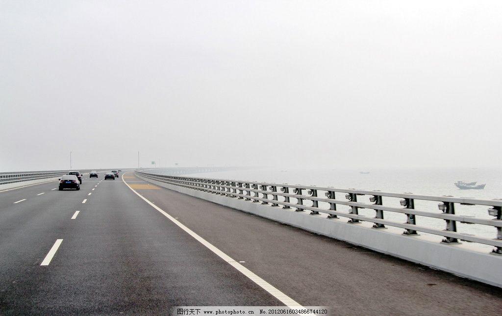 高速公路图片 高速公路 公路 道路 汽车 公路桥 桥梁 交通工具 现代