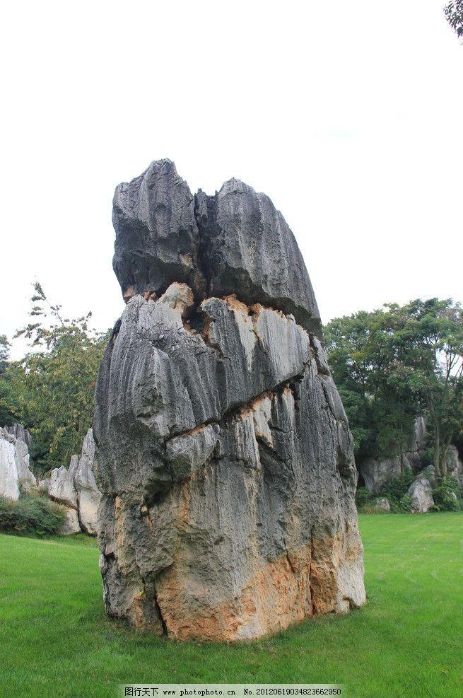 石林奇景 云南 石头 石艺 草地 摄影作品 自然风景 自然景观