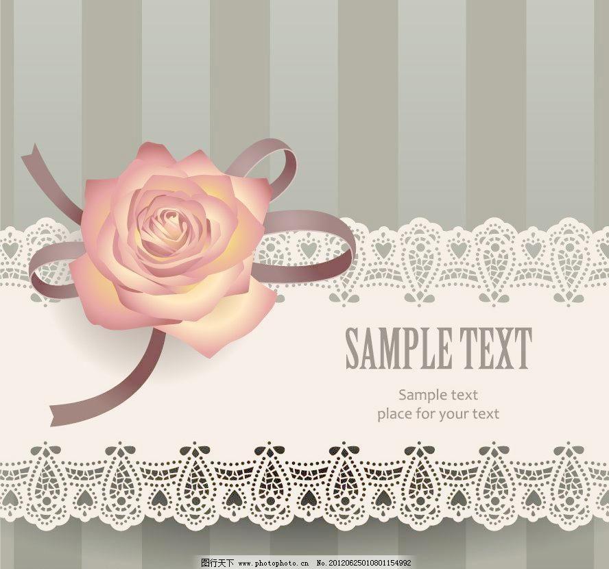 欧式花纹 玫瑰图片