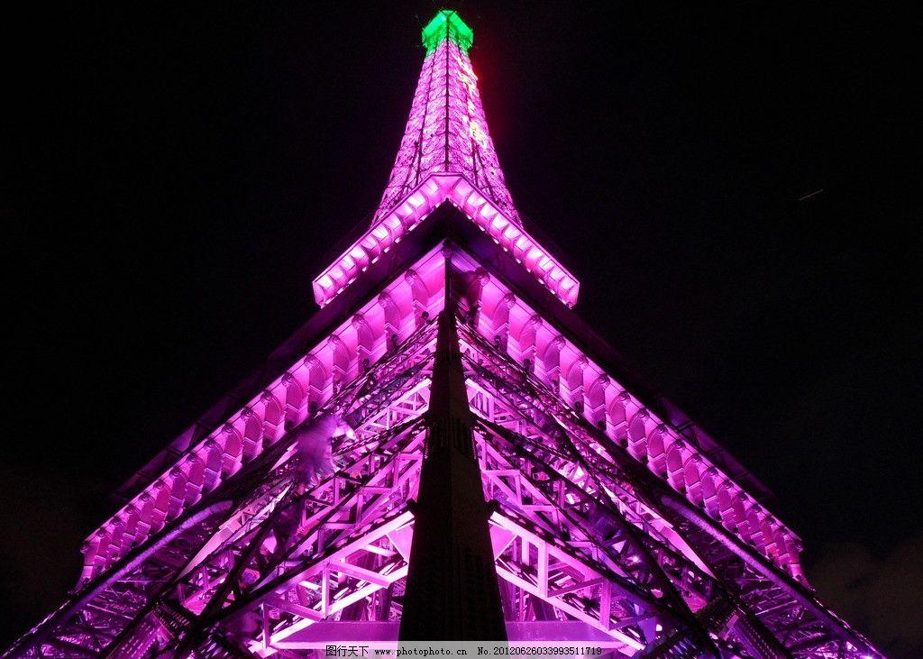世界之窗 深圳世界之窗 深圳 巴黎铁塔 深圳夜景 世界之窗夜景 房地产