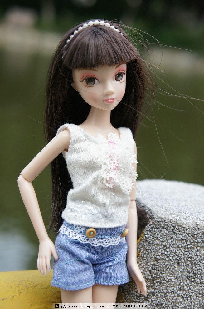 可儿娃娃 甜美 可爱 阳光 聪慧 梦幻 生活 传统文化 民族 中国娃娃