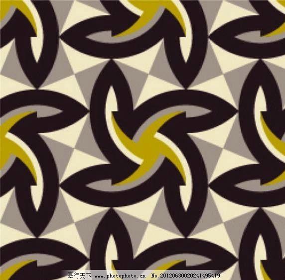 枫叶 扇叶 风车 背景 底纹 抽象 设计 矢量      条纹 花纹 矢量背景